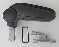 Audi A4 B6 8E подлокотник ASP виниловый черный