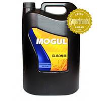 Масло для смазки направляющих Mogul Glison 68 10л