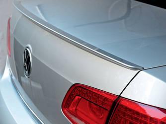 Спойлер Volkswagen Passat B7 сабля тюнинг