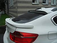 Спойлер багажника BMW X6 E71 стиль Hamann