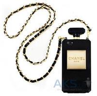 Чехол Chanel Parfum Case №5 Apple iPhone 6 Plus, iPhone 6S Plus Black