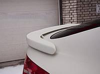 Спойлер багажника BMW X6 E71 стиль Hamann пластик