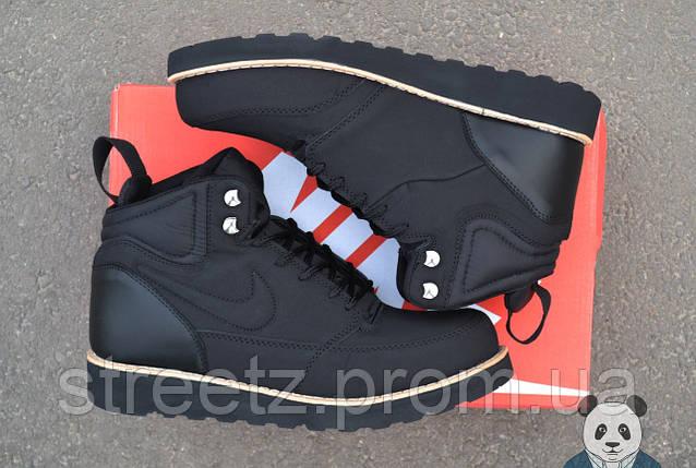 Ботинки  Nike Kartsman Leather Boots, фото 2