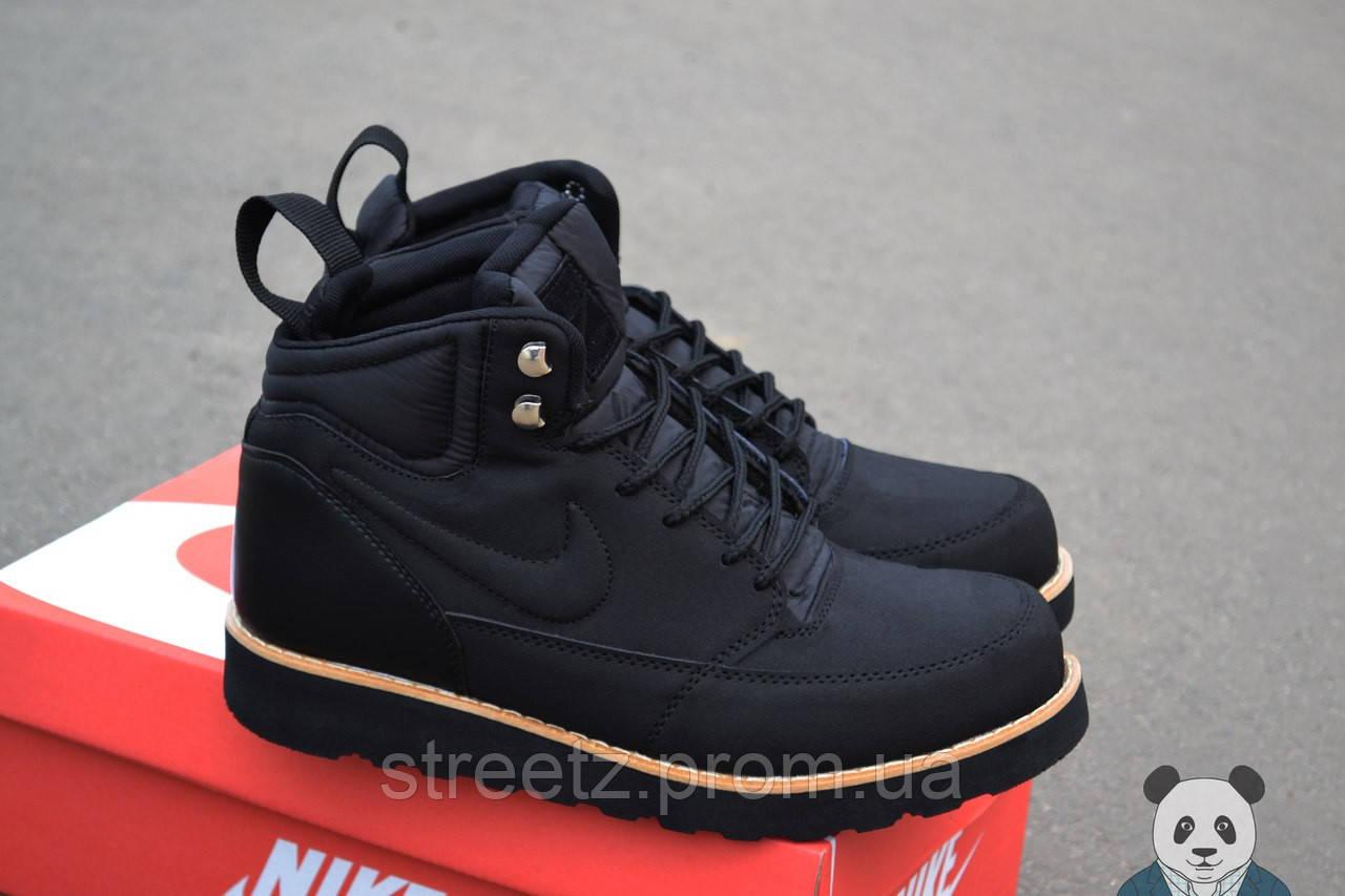 f00955e6 Ботинки Nike Kartsman Leather Boots, цена 1 240 грн., купить в ...