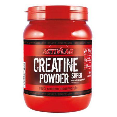 ActivLab Creatine Powder (500г)