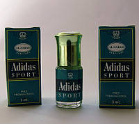 Масляные мужские духи Adidas SPORT 3ml.