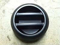 Nissan Quest 2007-09 решетка заглушка в передний бампер левая Новая Оригинал