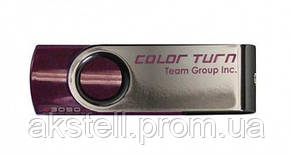 USB2.0 64Gb Team Color Turn (E902) Purple (TE90264GP01)