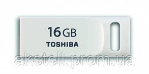 USB2.0 16Gb Toshiba TransMemory Mini White (THNU16SIPWHT(6))