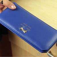 Кошелек-кредитница VERSAILLES blue (синий)