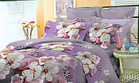 Полуторный набор постельный (рисунок Красота)
