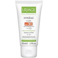 Солнцезащитный флюид SPF 30 Uriage Hyseac, 50 мл