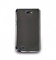 NavJack Corium series flip case for Samsung N7100 Galaxy Note II, taupe gray (J016-16)