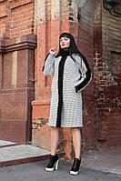 Женское пальто на утеплителе весна-осень-зима  2-354Ш Sergio Cotti