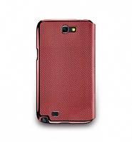 NavJack Corium series case for Samsung N7100 Galaxy Note II, persian red (J016-18)