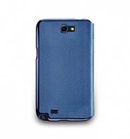 NavJack Corium series case for Samsung N7100 Galaxy Note II, ceil blue (J016-19)