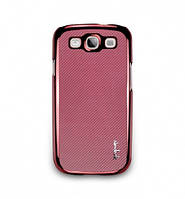 NavJack Corium series case for Samsung i9300 Galaxy S III, persian red (J016-11)