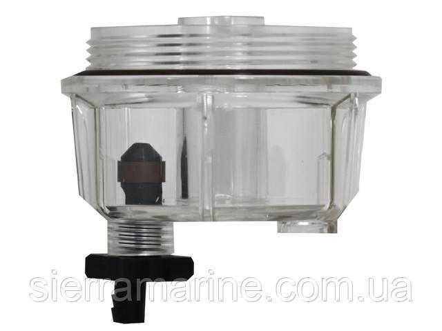 Відстійник паливного фільтра/18-7919 і 18-7920/прозорий/Suzuki Outboard 99105-20004-BWL