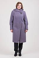 Женское пальто на утеплителе 2-353Ш Sergio Cotti
