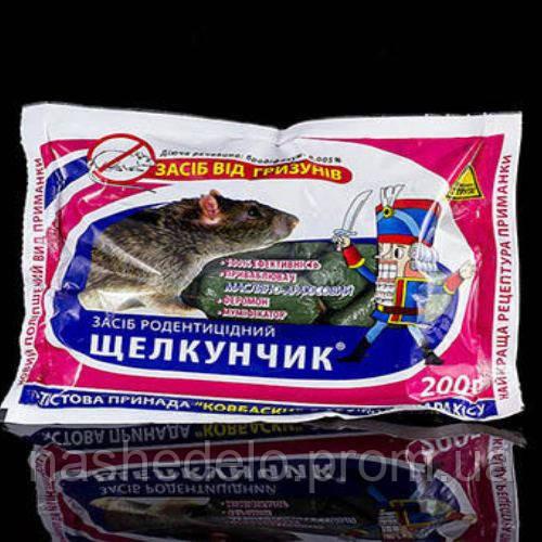 Щелкунчик 200 гр. тесто