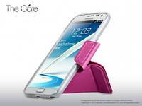 Momax Smart case for Samsung N7100 Galaxy Note II, pink (GCSDSANOTE2B11)