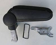 Подлокотник Audi A6 C5 1997-2004 ASP черный виниловый подлокотник на для Audi A6 Ауди А6