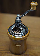 Японская ручная кофемолка с регулировкой помолка и керамическими ножами