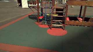 Резиновое покрытие для спортивных и детских площадок.