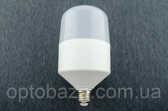 LED лампа 30Вт пластик E27 5000K
