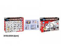 """Конструктор метал 592-1 """"25 моделей"""" в коробке 31*3,5*24,5см"""