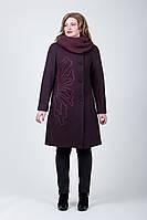 Женское демисезонное пальто 2-357 Sergio Cotti