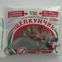 Щелкунчик 250 гр. тесто