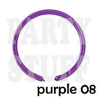Шарики для моделирования 260 Gemar D4 Фиолетовый, 100 шт
