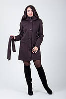 Женское молодежное пальто 2-385 Sergio Cotti
