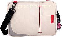"""Сумка для ноутбука до 10,2"""" Crown Genuine SBG4410W белая"""