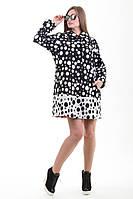 Женское демисезонное пальто 2-404 Sergio Cotti