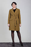 Женское кашемировое классическое пальто  2-450/9 Sergio Cotti