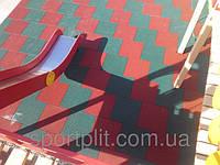 Напольное резиновое покрытие, фото 1