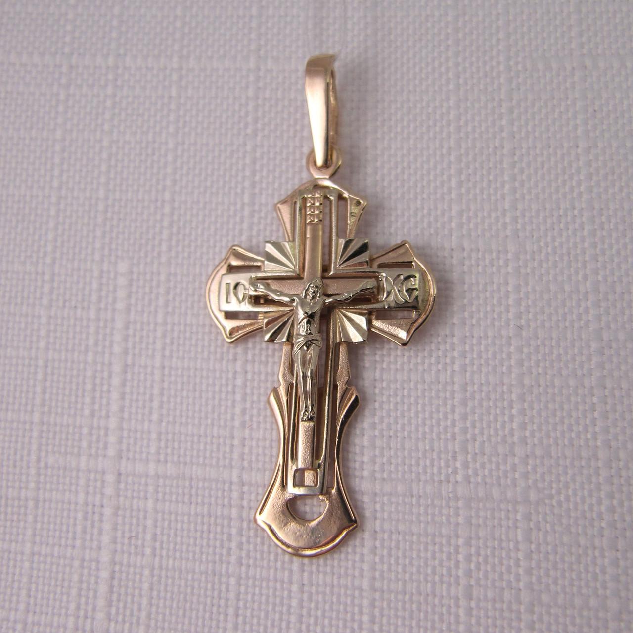 Золотой Крестик (ДКР18)