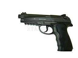 Пистолет пневматический Borner Sport 306 4,5 мм корпус - металл