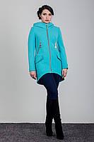 Женское демисезонное молодежное пальто 2-465/9 Sergio Cotti