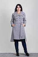 Женское демисезонно пальто 2-464L Sergio Cotti