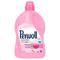 Гель для прання делікатних тканин Perwoll Wool & Silk 3D 3л