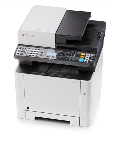 Kyocera ECOSYS M5521cdn (сет.принтер/копир/ сканер/факс/ARDF/дуплекс)