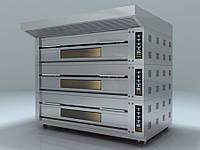 Подовая модульная газовая печь Kumkaya GF3050