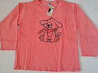 Пижама махровая большая для девочки р.140-164 VN.LOT