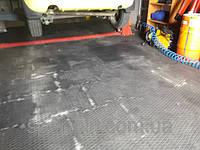 Бензо-масло стойкая резиновая плитка для СТО