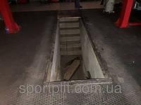Плотное резиновое напольное покрытие Для СТО, фото 1