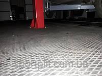 Резиновая плитка для промышленных обьектов.