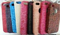 Fashion classic case with stamp for Samsung Galaxy S3 Mini Neo i8200/i8190 Galaxy S III Mini